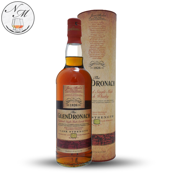 Glendronach Cask Strength #1 (70cl, 54.8%)