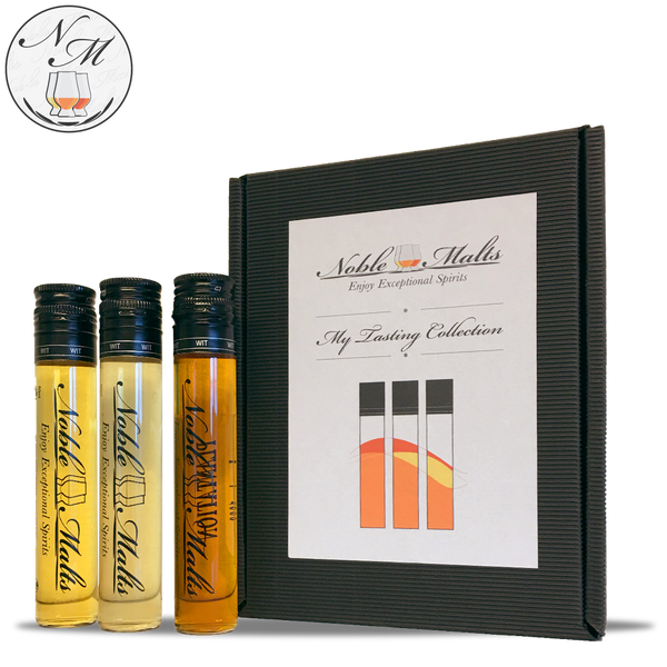 My Tasting Collection - Peated & Unpeated Scotch I (3 x 5cl)