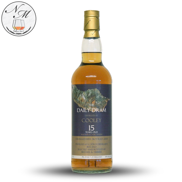 Cooley 15yo Madeira DD