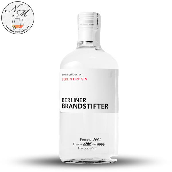 Berliner Brandstifter Gin (70cl, 43.3%)