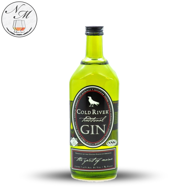 COLD RIVER GIN (75cl, 47%)