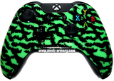 Green Tiger Xbox One Custom Controller