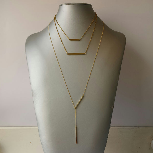Adjustable Long Necklace