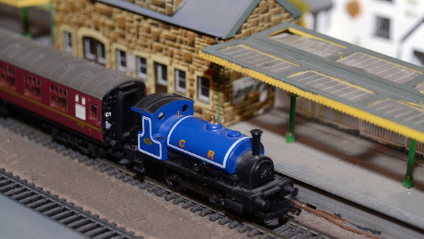 Model railways at Bygones