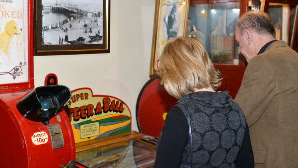 Vintage amusements at Bygones