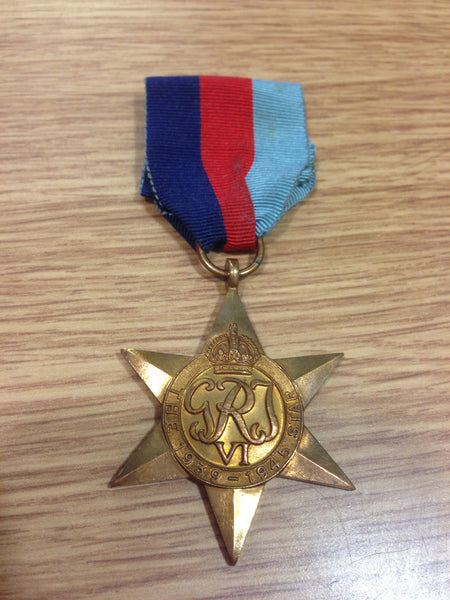 Genuine 1939-1945 Star