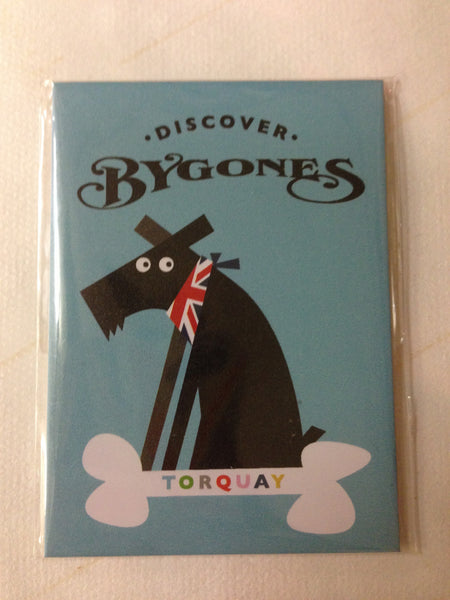 Bygones Albert the Dog Magnet