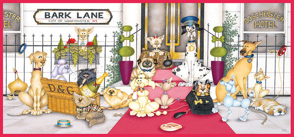 Bark Lane Puzzle 636 PC.