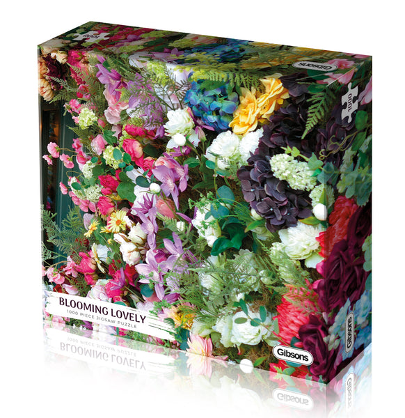 Blooming Lovely Puzzle 1000pc