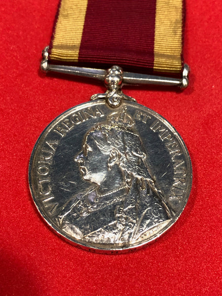 China War Medal 1900