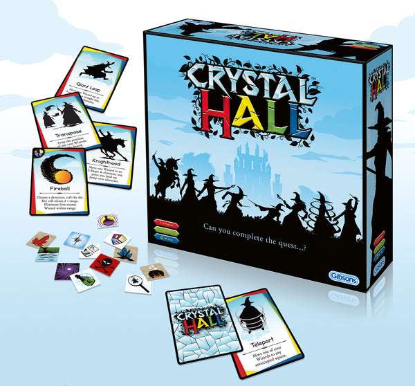 Crystal Hall Game
