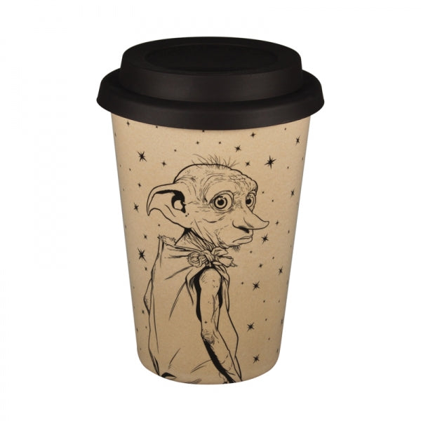 Harry Potter Dobby Travel Mug Husk Biodegradable Material