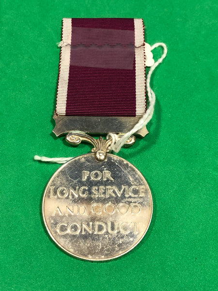 Devon and Dorset Army Long Service and Good Conduct Medal