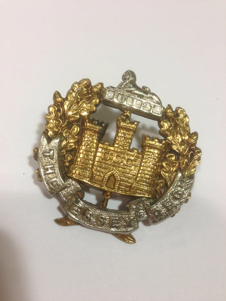 Genuine Victorian Essex Regt. Cap Badge