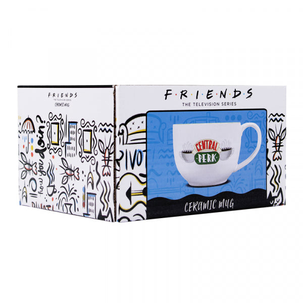 Friends 'Central Perk' Mug