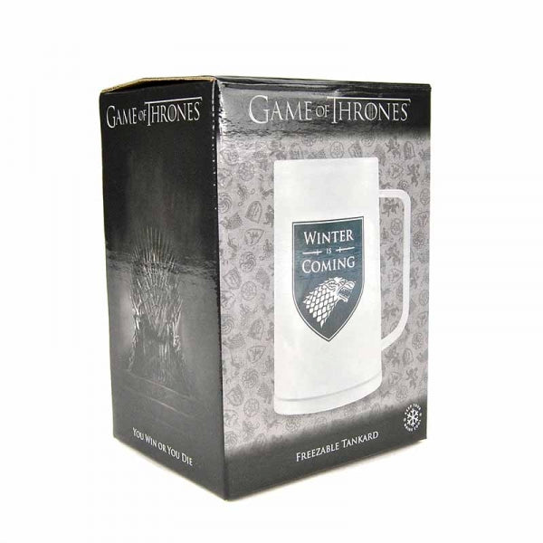 Game of Thrones Freezer Tankard Winter is Coming