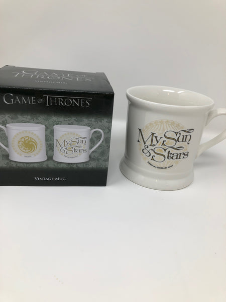 Game of Thrones Targaryen Moon of My Life Vintage Mug