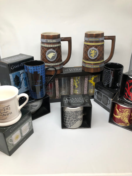 Game of Thrones That's What I Do Heat Changing Mug