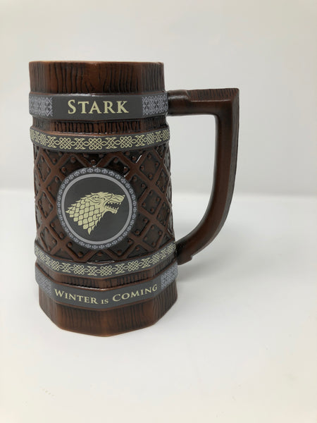 Game of Thrones Stark Stein Tankard