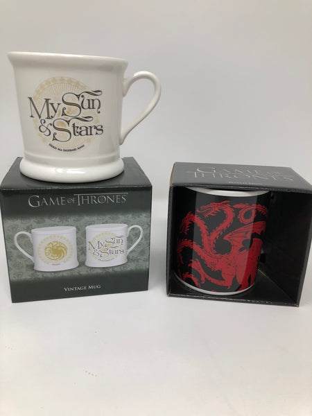 Game of Thrones Targaryen Mug