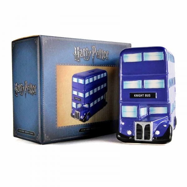 Harry Potter Ceramic Money Box- Knight Bus