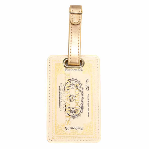 Harry Potter Luggage Tag