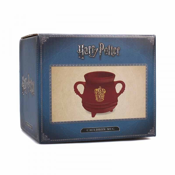 Harry Potter Gryffindor Cauldron Mug
