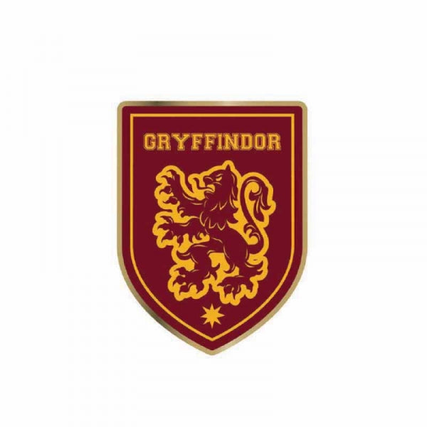 Harry Potter Gryffindor Varsity Pin Badge