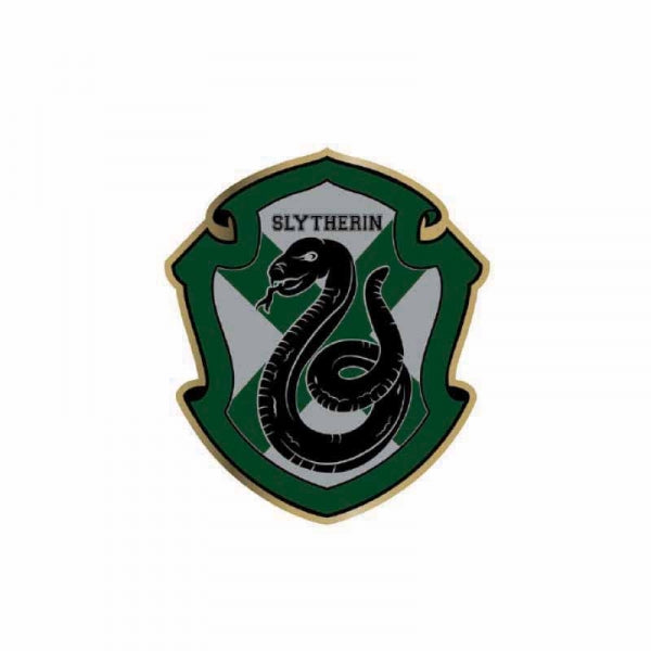 Harry Potter Slytherin Varsity Pin Badge