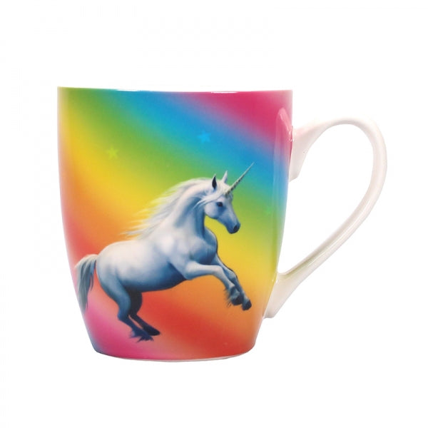 Heat Changing Unicorn Mug