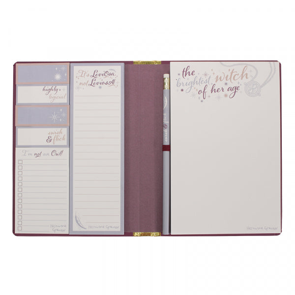Harry Potter Hermione Granger Notebook