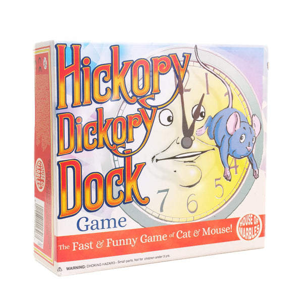 Hickory Dickory Dock Game