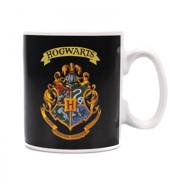 Harry Potter Hogwarts Heat Changing Mug