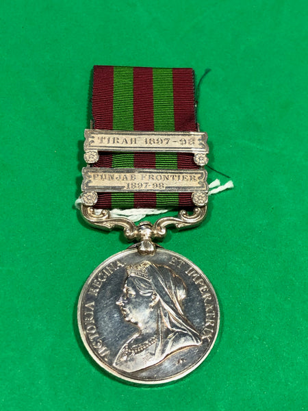 India General Service Medal 1897