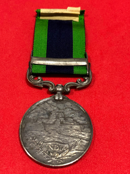 India General Service Medal 1908