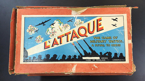L'Attac Board Game