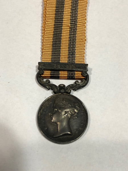 Miniature India General Service Medal 1854 Clasp Persia