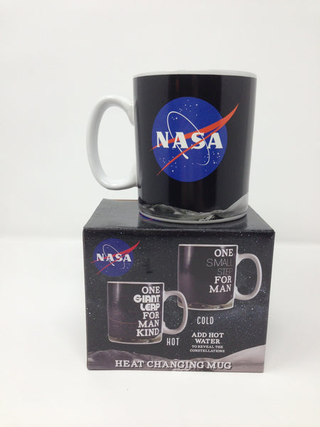 NASA Heat Changing Mug