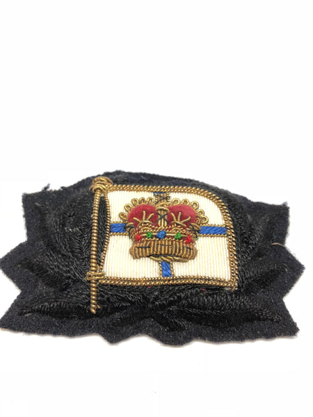 Orient Line Navigating and Deck Officer Cap Badge