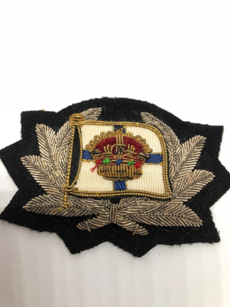 Orient Line Purser's Cap Badge