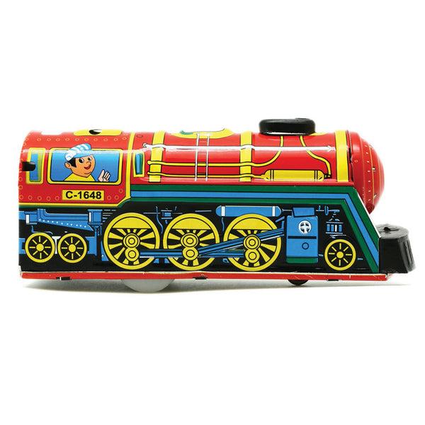 Overland Express Traditional Tin Toy