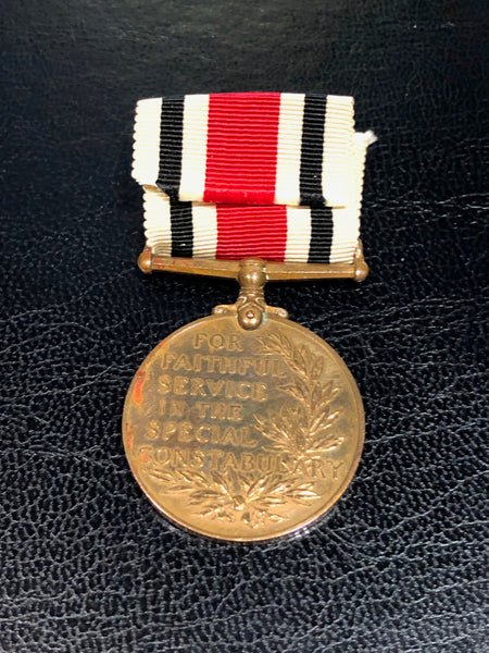 Police Special Constabulary Medal