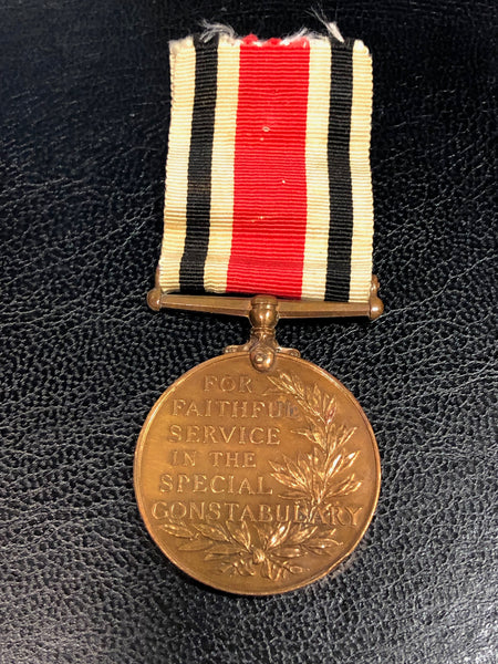 Police Special Constabulary Long Service Medal