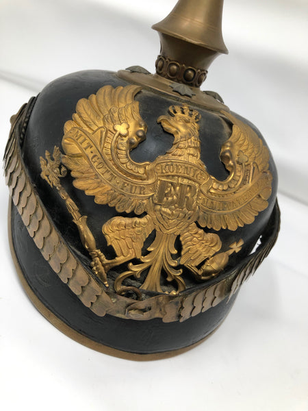 Imperial German Prussian Officers Picklehaube