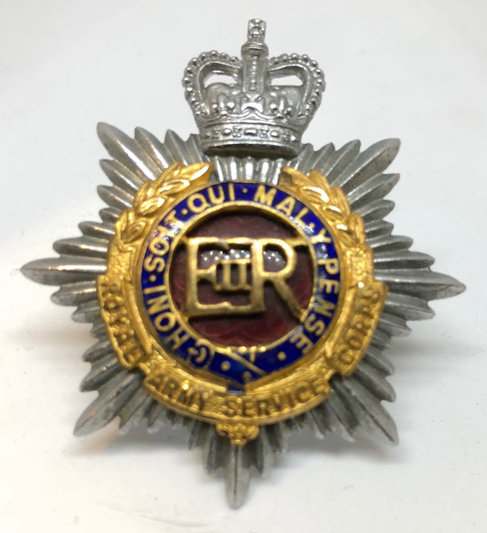 Royal Army Service Corps Officer's Cap Badge