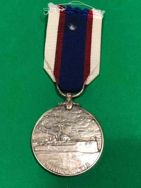 Royal Fleet Reserve Long Service and Good Conduct Medal First Issue