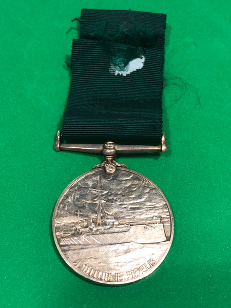 Royal Naval Reserve Long Service and Good Conduct Medal EVII.R.