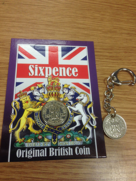 Sixpence Coin Bundle