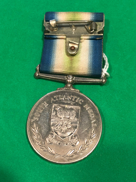 South Atlantic Medal 1982 7th Ghurkhas