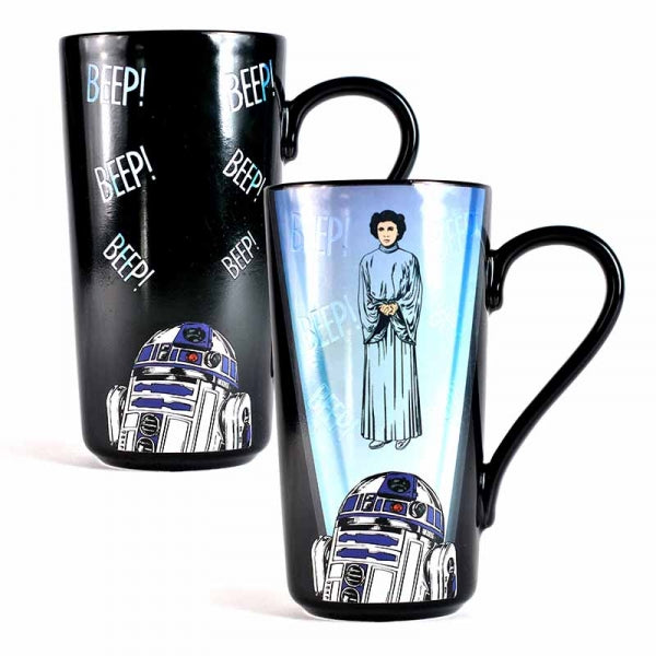 Star Wars Heat Changing Latte Mug